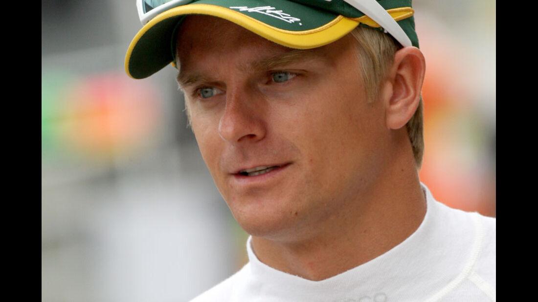 Heikki Kovalainen - GP Europa Valencia 2011