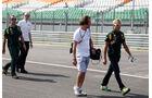 Heikki Kovalainen - GP Indien - 27.10.2011