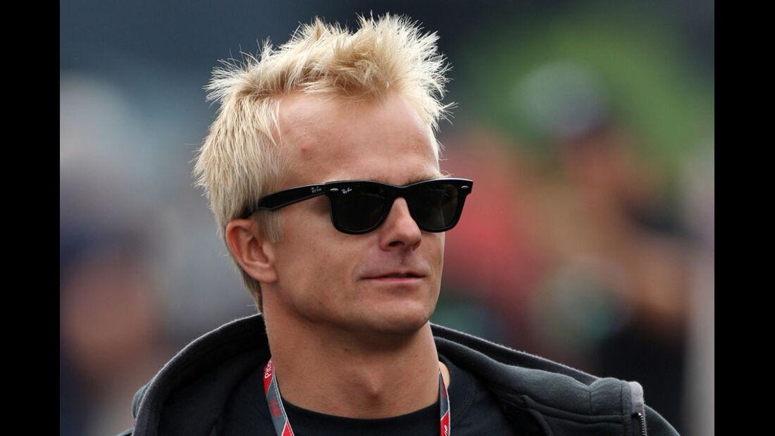 Heikki Kovalainen - GP Italien - 8. September 2011