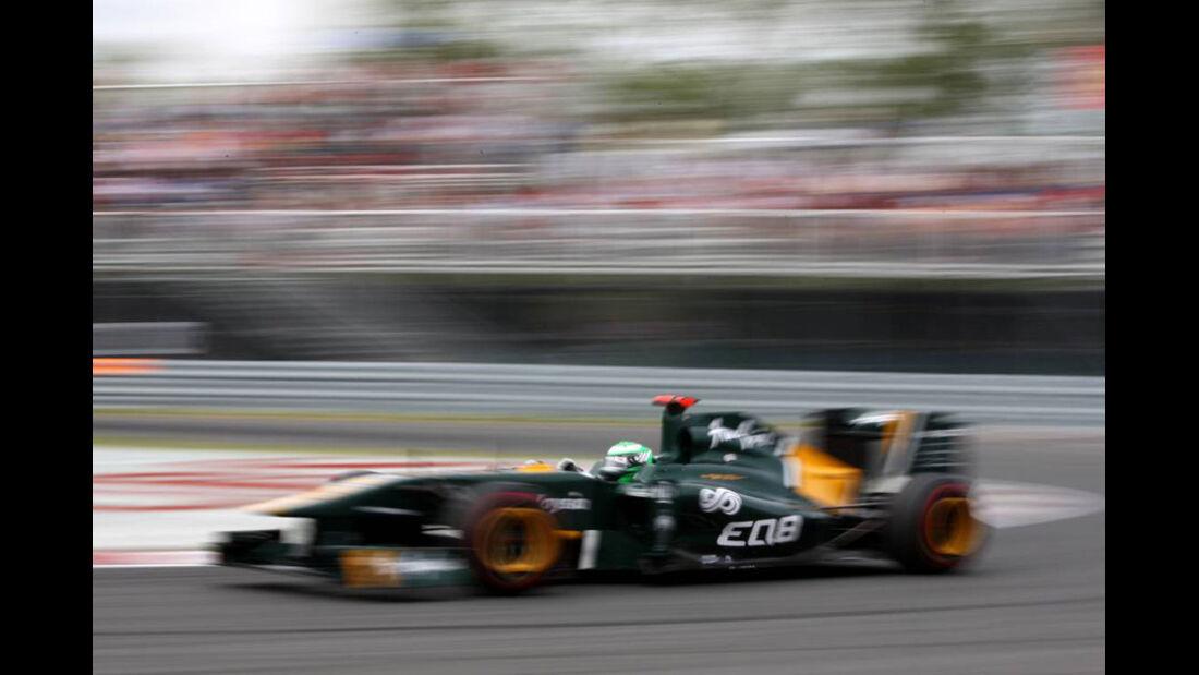 Heikki Kovalainen GP Kanada 2011
