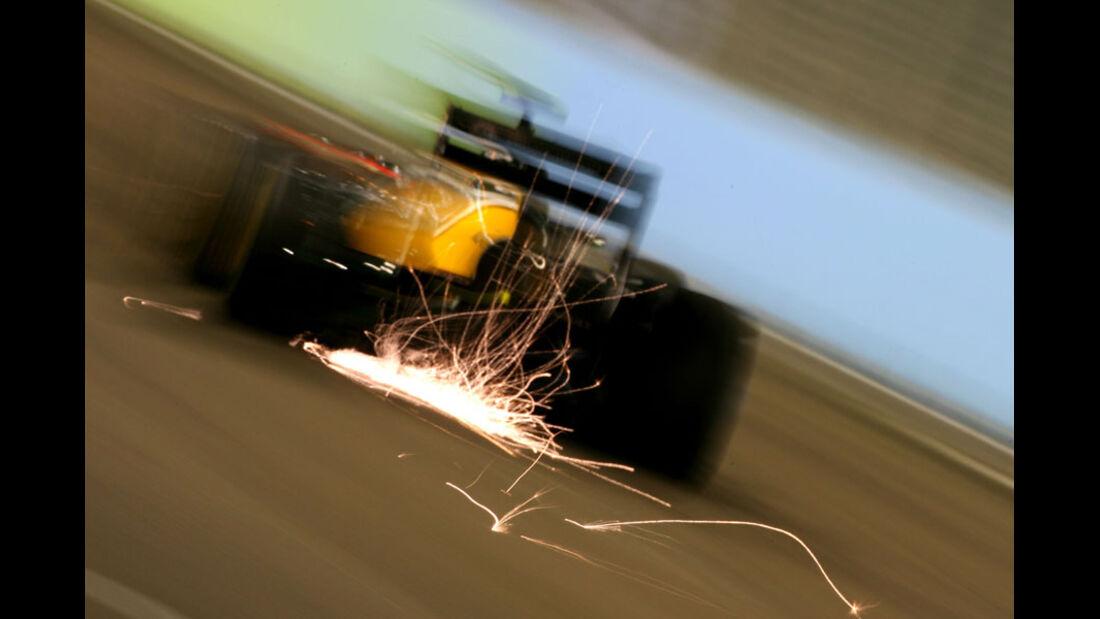 Heikki Kovalainen - GP Singapur - 23. September 2011