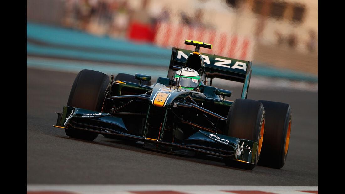 Heikki Kovalainen - Lotus / Caterham - Formel 1 - 2010
