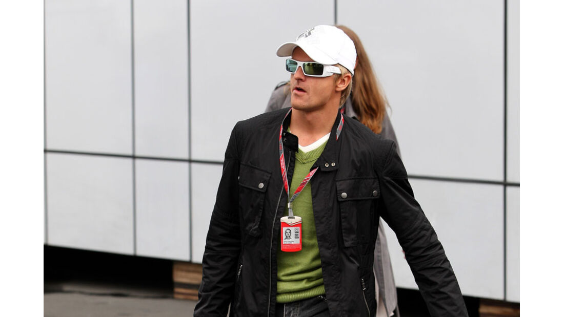 Heikki Kovalainen - Nürburgring - GP Deutschland - 21. Juli 2011