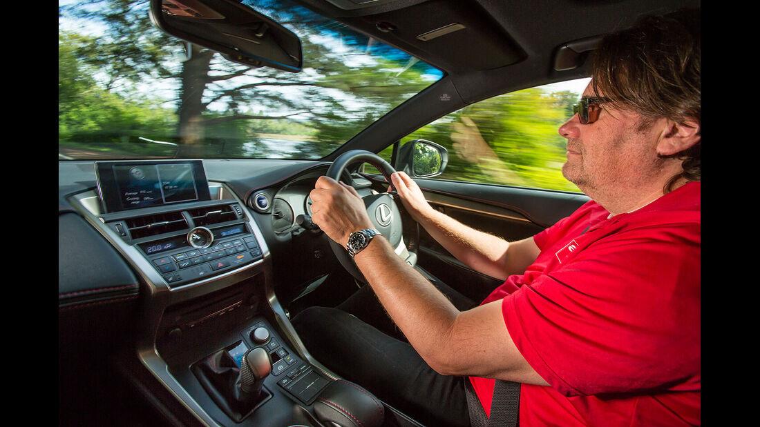 Heinrich Lingner, Lexus NX300h, 07/14