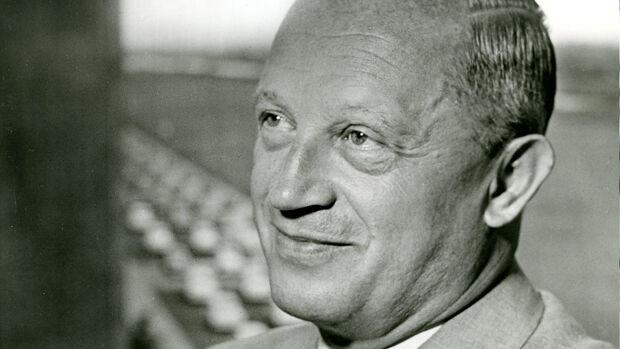 Heinrich Nordhoff VW Vorstand 1948-1968