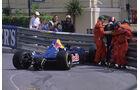 Heinz-Harald Frentzen - GP Monaco 1995