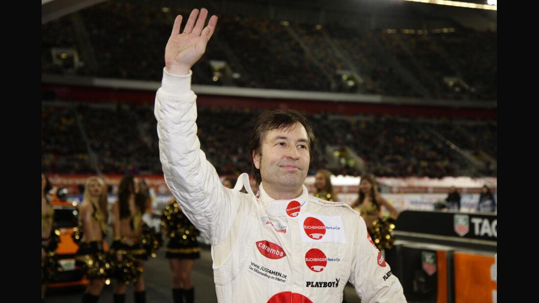 Heinz-Harald Frentzen Race of Champions 2011
