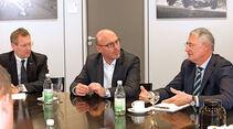Heinz-Jakob Neußer, Jens Katemann, Ralph Alex