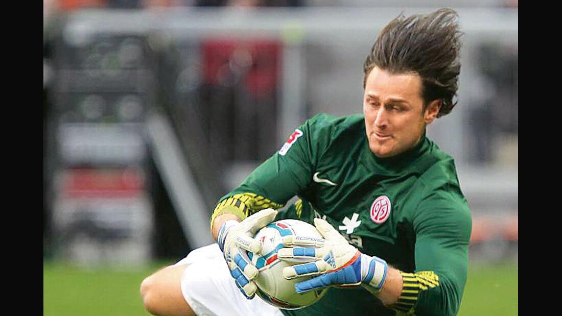 Heinz Müller, Mainz 05