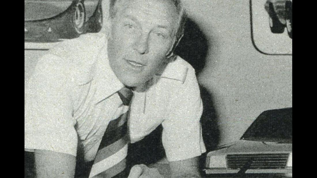 Heinz Ostendord, IAA 1981
