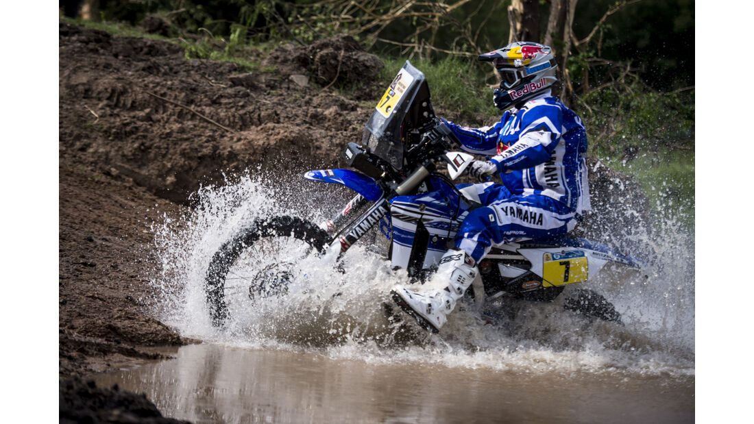 Helder Rodriguez - Dakar 2016