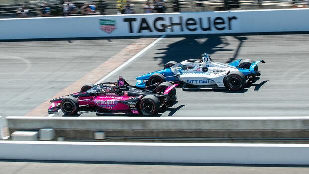 Helio Castroneves - Indy 500 - 2021