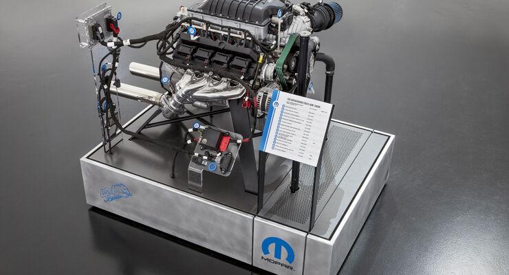 dodge elephant engine Mopar 2-PS-V2-Motor: Comeback für den Dodge Charger  AUTO