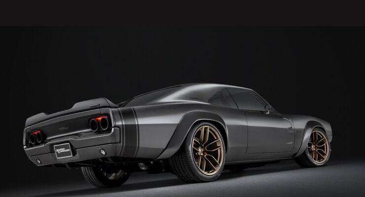 elephant dodge Mopar 2-PS-V2-Motor: Comeback für den Dodge Charger  AUTO