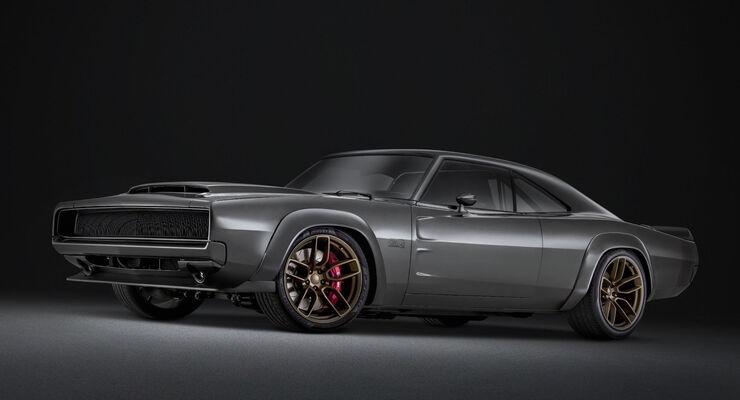 dodge hellephant 2020 Mopar 2-PS-V2-Motor: Comeback für den Dodge Charger  AUTO