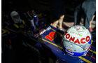 Helm Daniel Ricciardo - Formel 1 - GP Monaco - 24. Mai 2013