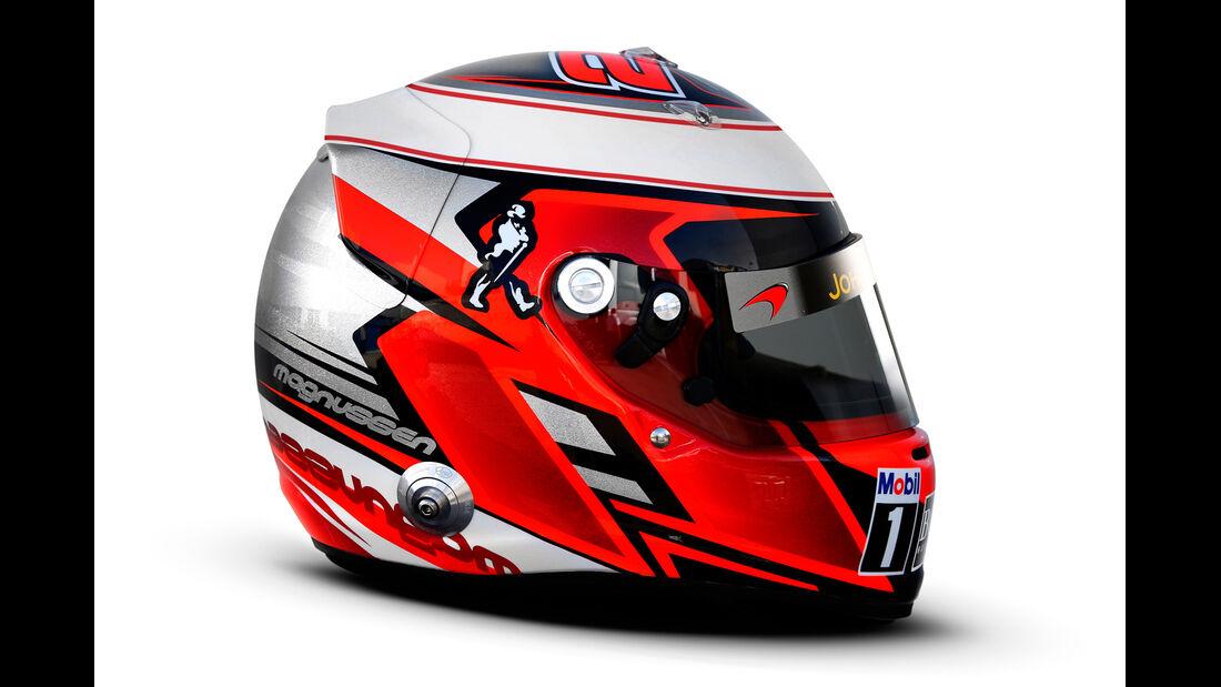 Helm Kevin Magnussen - Formel 1 2014