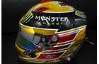 Helm Lewis Hamilton - Formel 1 - GP Monaco - 24. Mai 2013