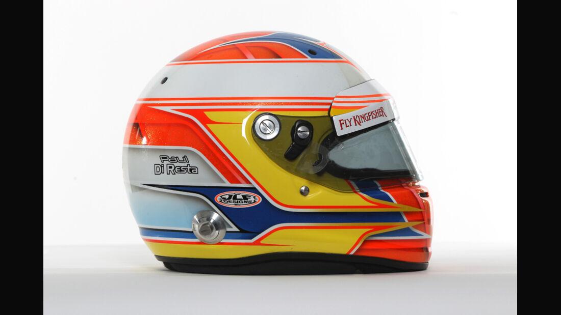 Helm Paul di Resta 2012