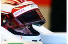 Helm Paul di Resta - Formel 1 - GP Monaco - 24. Mai 2013
