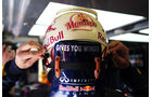 Helm Sebastian Vettel - Formel 1 - GP Monaco - 24. Mai 2013