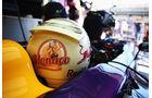 Helm Sebastian Vettel GP Monaco 2013