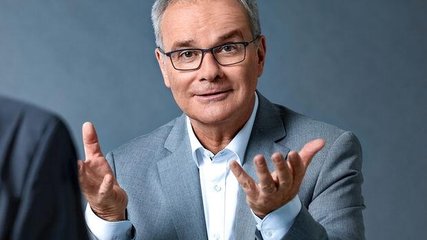 Helmut Dedy Deutscher Städtetag Kongress 2020 Speaker