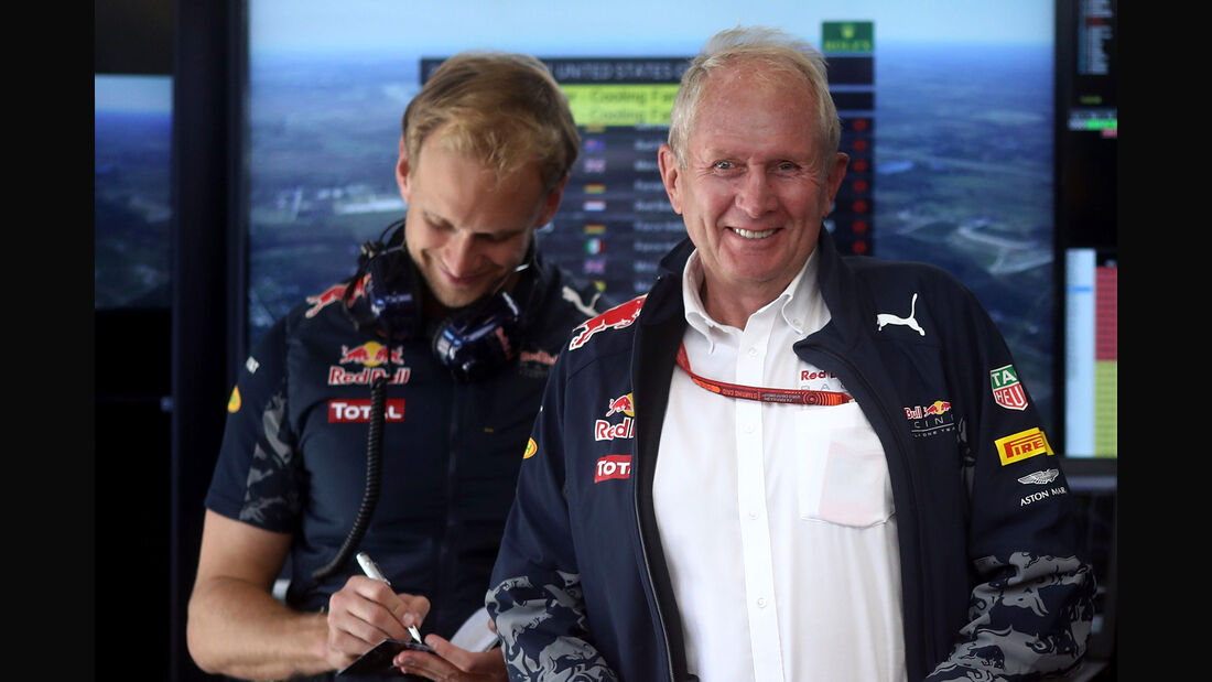 Helmut Marko - F1 2016