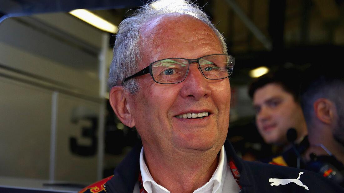 Helmut Marko - Formel 1 - 2018