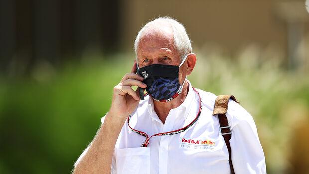 Helmut Marko - Formel 1 - 2021