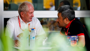 Helmut Marko & Masashi Yamamoto - F1 2019