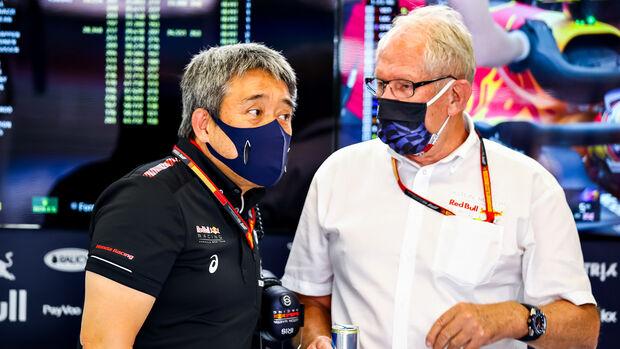 Helmut Marko - Red Bull - 2020