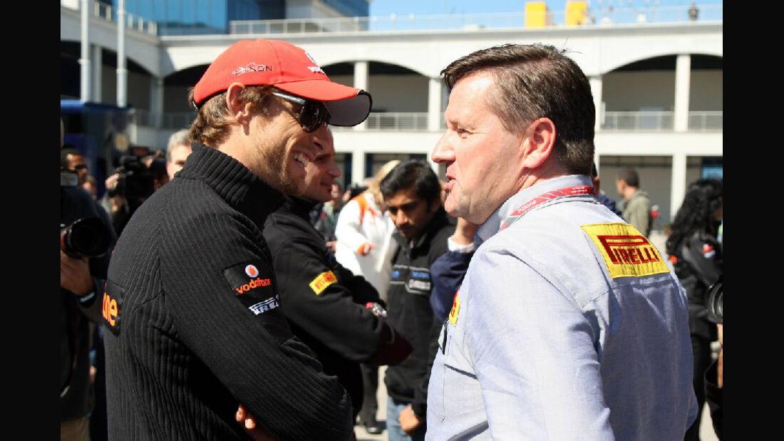 Hembery Button GP Türkei 2011
