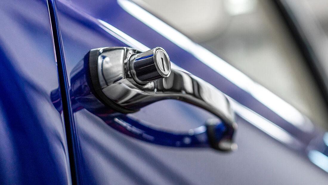 Hemmels Mercedes 280 SL EV