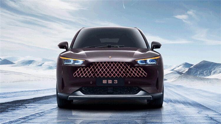 Evergrande Group Neue Marke Hengchi Soll 2021 Starten Auto Motor Und Sport