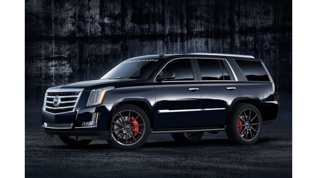 Hennessey Performance - Cadillac Escalade - Tuning