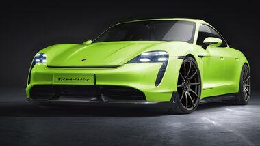 Hennessey Performance Tuning Porsche Taycan Elektroauto