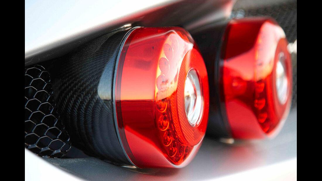 Hennessey Venom GT, Rückleuchten