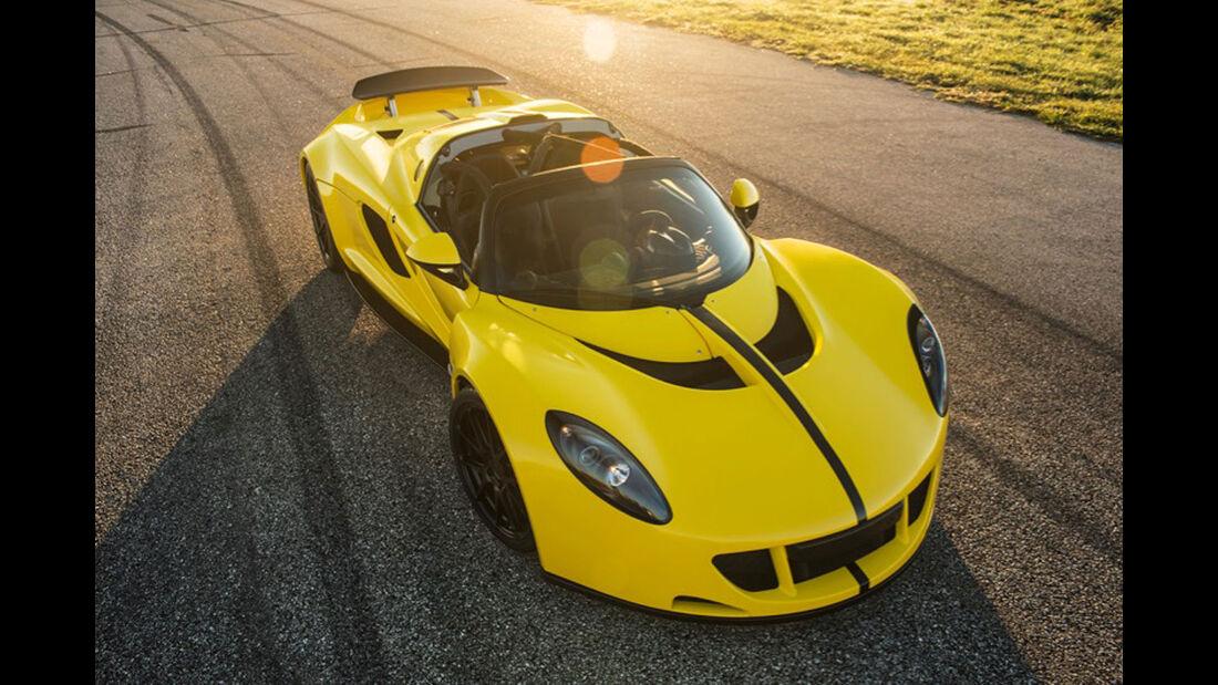 Hennessey Venom GT Spyder Sema 2015