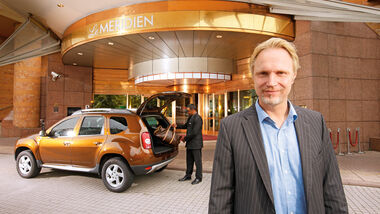 Henning Busse, Dacia Duster