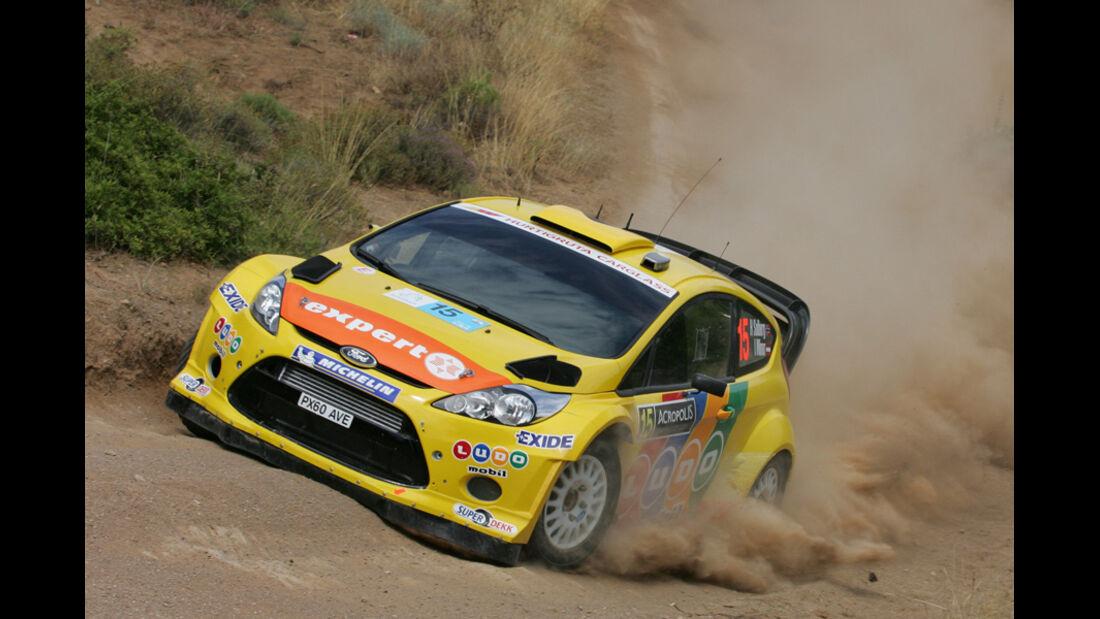 Henning Solberg Rallye Griechenland 2011