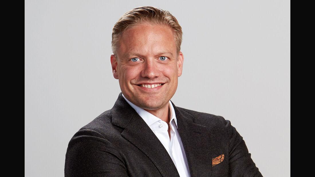 Henrik Green Senior Vice President Forschung und Entwicklung Volvo Car Group