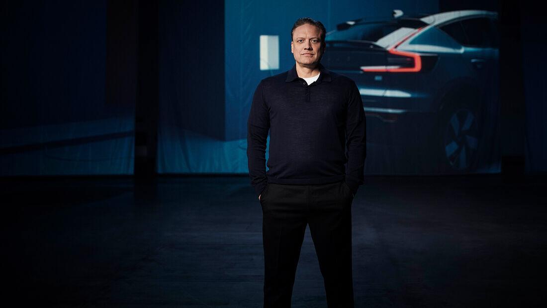 Henrik Green Volvo Entwicklungsvorstand 2021
