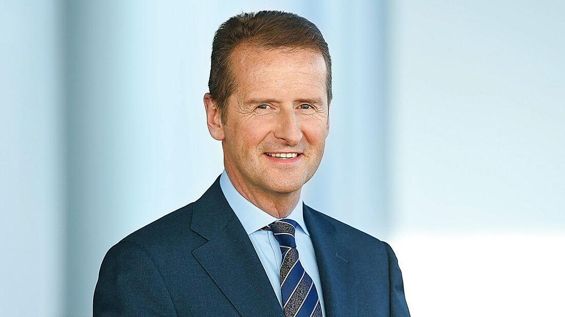 Herbert Diess, BMW-Entwicklungsvorstand