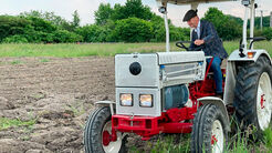 Herbert Diess E-Traktor