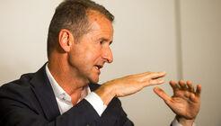 Herbert Diess, VW-Markenvorstand, Interview