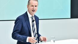 Herbert Diess VW Vorstandsvorsitzender 2018