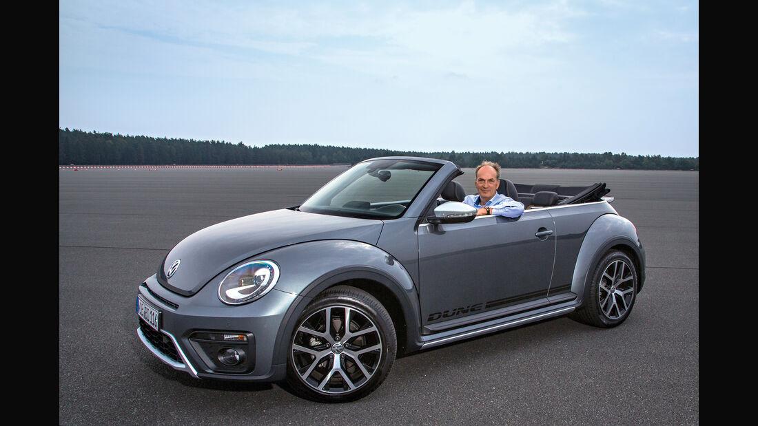 Herbert Knaup, VW Beetle