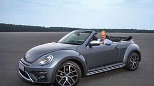 Herbert Knaup, VW Beetle
