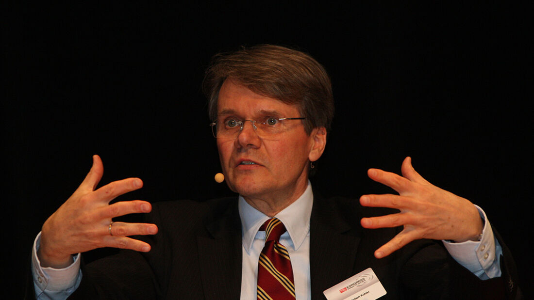 Herbert Kohler auto motor und sport-Kongress